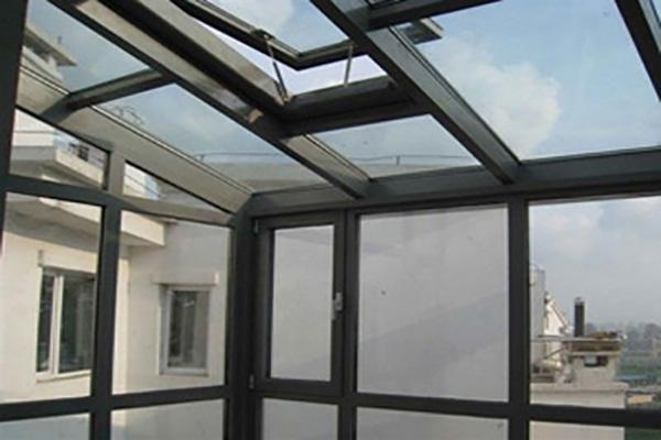 之所以断桥铝型材常被用在阳光房搭设中原因