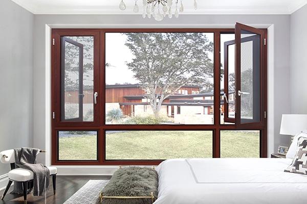断桥铝型材门窗详解主副框的正确安装法则