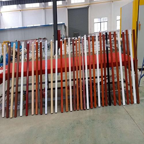 高端木纹铝材